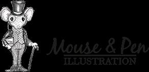 mouse & pen