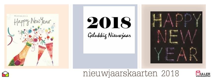 nieuwjaarskaarten 2018