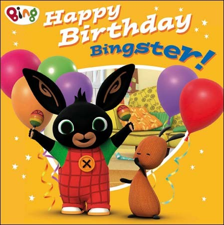 verjaardagskaart woodmansterne - bing- happy birthday bingster