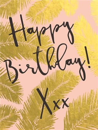 Verjaardagskaart Piano Small Notecards Happy Birthday Xxx Muller