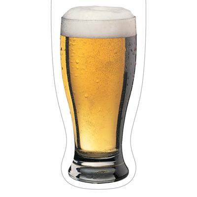 Magnetische Boekenlegger Glas Bier Muller Wenskaarten