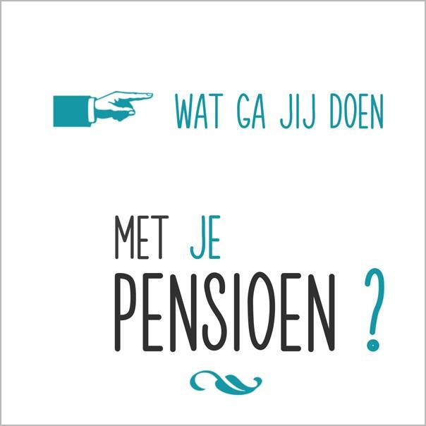 Citaten Over Pensioen : Wenskaart wat ga jij doen met je pensioen muller
