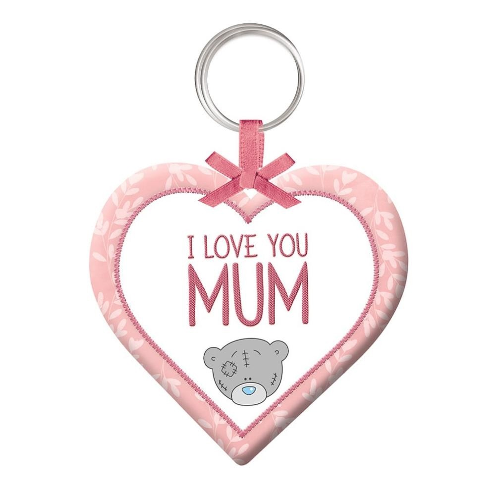 Sleutelhanger Me To You I Love You Mum Kussentje Muller