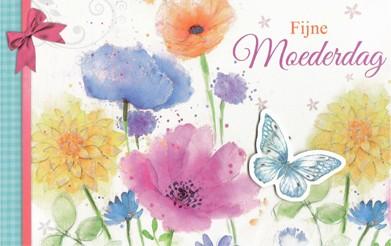 Moederdag Kaarten Bloemen Archidev
