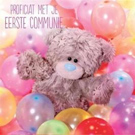 gefeliciteerd met je eerste communie me to you 3D communiekaart   proficiat met je eerste communie  gefeliciteerd met je eerste communie