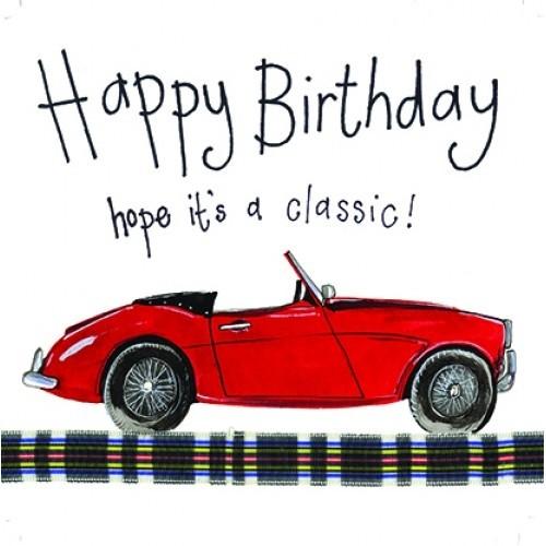 Verjaardagskaart Alex Clark Happy Birthday Hope It S A Classic