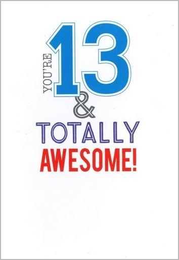 verjaardag 13 jaar Verjaardag Zoon 13 Jaar   ARCHIDEV verjaardag 13 jaar