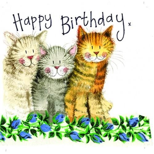 online verjaardagskaart verjaardagskaart alex clark   happy birthday   katten | muller  online verjaardagskaart