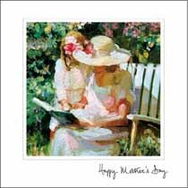 moederdagkaart woodmansterne - happy mother's day