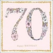 70 79 Jaar Verjaardagskaarten Muller Wenskaarten Online