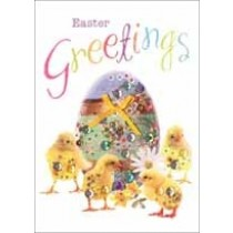 paaskaart - easter greetings