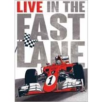 verjaardagskaart - live in the eastlane - raceauto