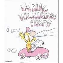 Verjaardagskaarten Voor Meisjes Kinderkaarten Muller Wenskaarten