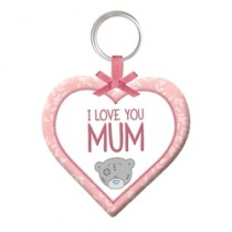 sleutelhanger me to you - i love you mum - kussentje