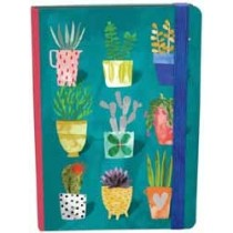 notitieboek A5 - roger la borde - hot house - planten
