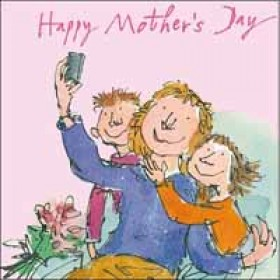 moederdagkaart quentin blake - happy mother's day