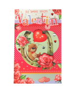 valentijnskaart - jij bent mijn valentijn - beertje