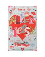 valentijnskaart - voor de allerliefste