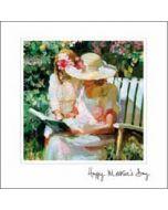moederdagkaart woodmansterne - happy mother's day