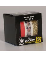 3 rollen washi tape - mickey mouse