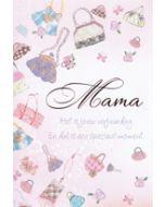 verjaardagskaart tender moments - mama het is jouw verjaardag