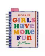 agenda 2020 - girls have more fun - girlpower