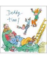 vaderdagkaart quentin blake - daddy time!