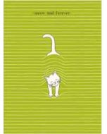 santoro eclectic cards - felines - meow and furever