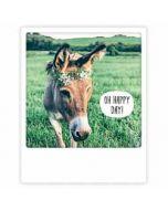 ansichtkaart instagram pickmotion - oh happy day - ezel