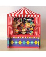 3d pop up kinderkaart - circus