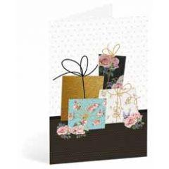 wenskaart busquets - cadeaus