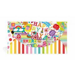 cadeau-envelop busquets - happy birthday kiss
