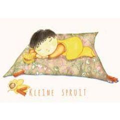 ansichtkaart katja kaduk - kleine spruit
