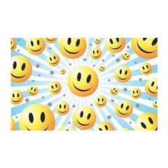 cadeau envelop - smileys