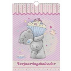 verjaardagskalender me to  you - cupcake