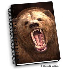 notitieboek 3D - beer