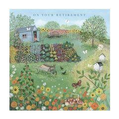 grote vierkante pensioen kaart - on your retirement