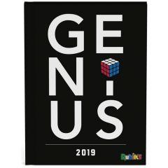 2019 agenda van rubiks - genius