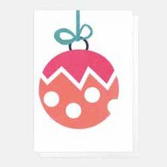 5 kerstkaartjes caroline gardner - kerstbal