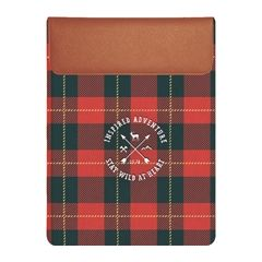 ipad mini sleeve outdoor - inspired adventure stay wild at heart