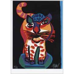 ansichtkaart - Tigre
