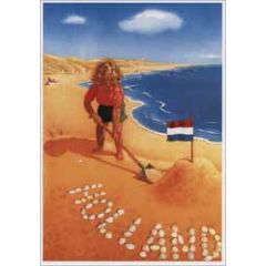 ansichtkaart - holland