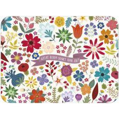 ansichtkaart - lali - zoekplaatje - welke bloem denkt aan jou?