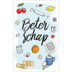 beterschapskaart - beterschap kaartje