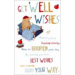 beterschapskaart - get well wishes