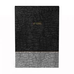 bullet journal a5 - my journal - hout grijs