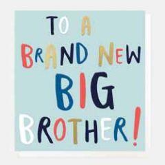 geboortekaartje caroline gardner - to a brand new big brother