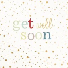 beterschapskaart caroline gardner - confetti - get well soon