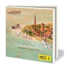 10 wenskaarten voor amnesty international - speurkaarten holland - charlotte dematons