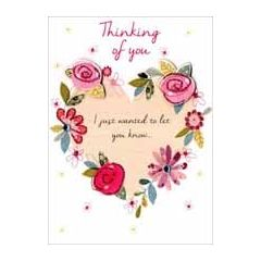 sterkte kaart - thinking of you - I just wanted to let you know...